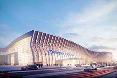 Новый терминал аэропорта «Симферополь» откроют вмарте-апреле последующего года - Соколов