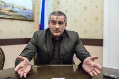 Сергей Аксенов заявил что не будет выполнять решение Гаагского суда по делу
