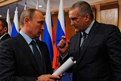 Аксенов овыдвижении Владимира Путина: сегодня все вздохнули соблегчением