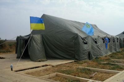 Ислямов: Активисты сняли блокпосты награнице соккупированным Крымом