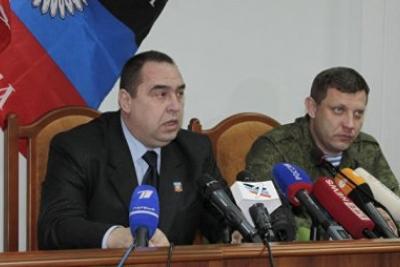 Захарченко: ДНР иЛНР неготовы к соединению