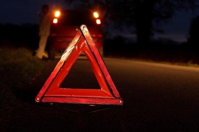 В Севастополе девушка на БМВ врезалась в бензовоз