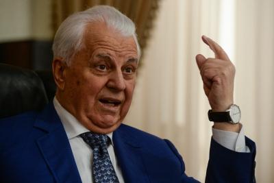 Кравчук сказал, при каких обстоятельствах Крым в 1954-ом году достался Украине