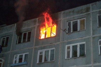ВСимферополе напожаре погибли три человека