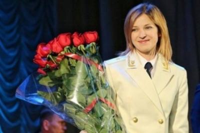 Прокурор Крыма впервые в белом кителе