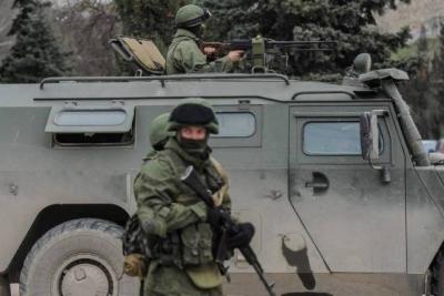 Киев снова перекрыл дорогу сУкраины вКрым— Проход запрещен