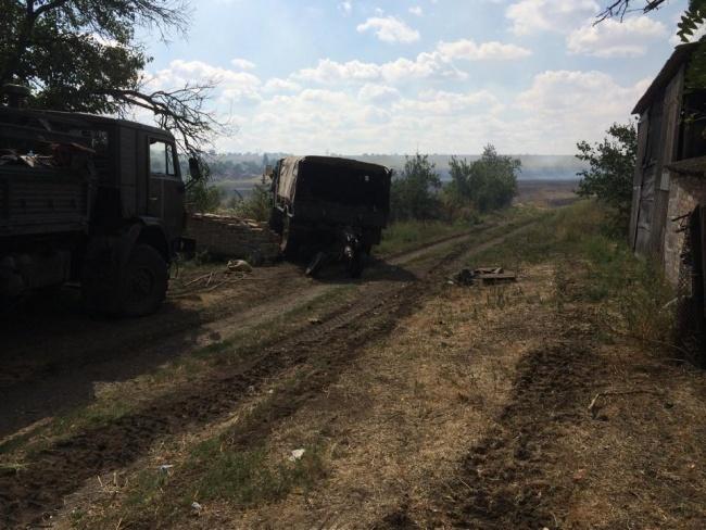 Гуманитарный коридор смерти от Путина и Порошенко