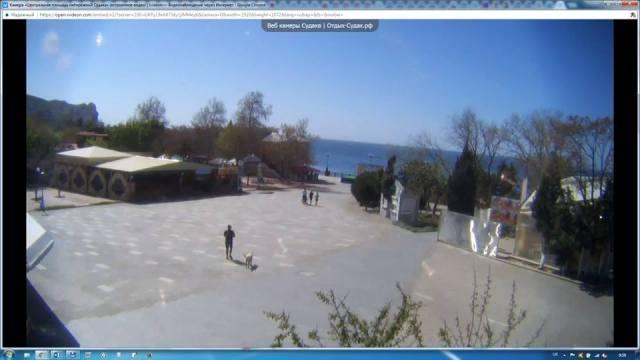 Отыщи туриста: всети интернет опубликовали пустые пляжи известных курортов оккупированного Крыма
